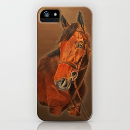 Baltazar iPhone Case