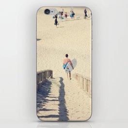 surfing II iPhone Skin