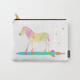 Zebra Rock It 7A Carry-All Pouch