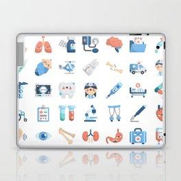 CUTE MEDICINE / SCIENCE / DOCTOR PATTERN Laptop & iPad Skin