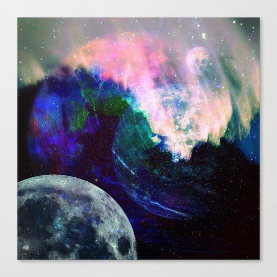 fantasy space # ## Canvas Print