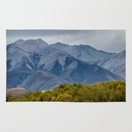 Southern Alps Two Rug