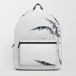 Wild grasses Backpack