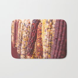 Indian corn 5 Bath Mat