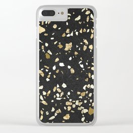 Urban Glitz 2 Clear iPhone Case