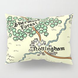 Sherwood Forest Pillow Sham