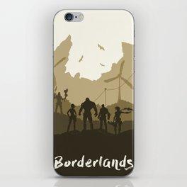 Borderlands iPhone Skin