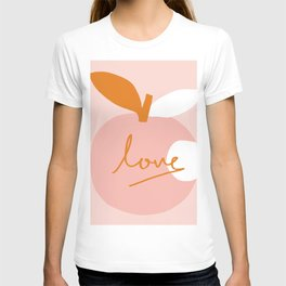 Abstraction_LOVE_BITE T-shirt