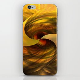 Abstractica iPhone Skin