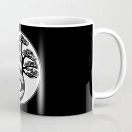 Yin Yang Tree Coffee Mug
