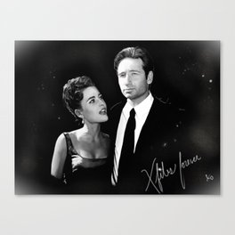 XF Forever Canvas Print