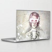 milk Laptop & iPad Skins featuring Milk by Anna Sun