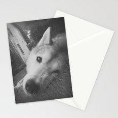 Husky 2 Stationery Cards