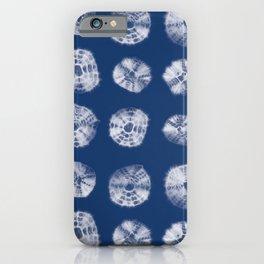 Kumo shibori iPhone Case