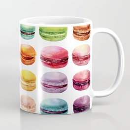 Macaroons Stacked Coffee Mug