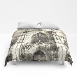 St Giles Cathedral Edinburgh Vintage Comforters