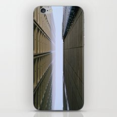 Meet me at the top. iPhone & iPod Skin
