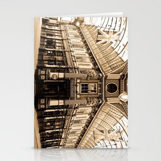 Leadenhall Market London Stationery Cards