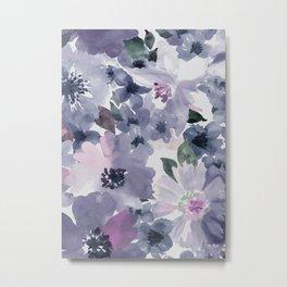 Floral Pattern#6 Metal Print