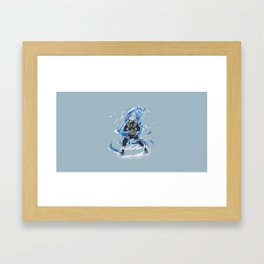 Sensei - Anime Framed Art Print