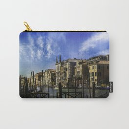 Venitian Vacation Carry-All Pouch