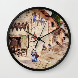 roma antica Wall Clock