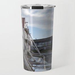 Sea Wall | Tollesbury England Travel Mug