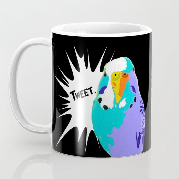 Tweet Keet Parakeet bird Coffee Mug