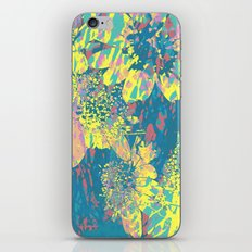 floral 002. iPhone & iPod Skin
