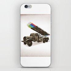 FIRE!!! iPhone & iPod Skin
