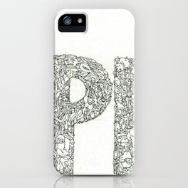 PRO illustrated iPhone Case