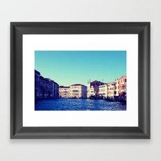 Memories from Venice 2 Framed Art Print