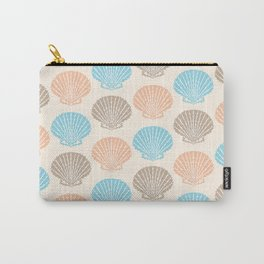 Pastel Marine Pattern 06 Carry-All Pouch