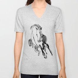 Horse (Young Energy) Unisex V-Neck