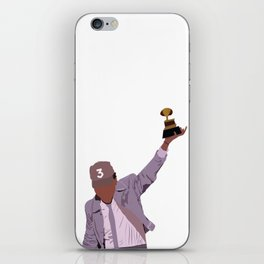 Chance the Rapper - Grammy iPhone Skin