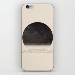 Spacescape Variant iPhone Skin
