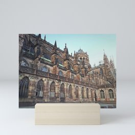Cathedral Notre Dame of Strasbourg Mini Art Print