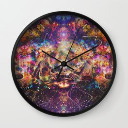 HARMONY & POLARITY Wall Clock