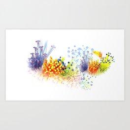 it´s parami Art Print