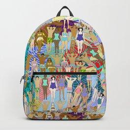 Sun Tan City Backpack