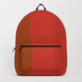 Autumn Stripes #GeometricLines #Minimalism Backpack