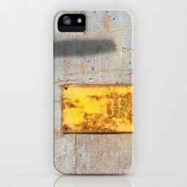 Abandoned VII iPhone Case