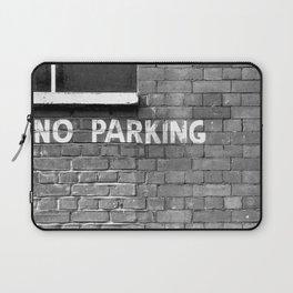 No parking Laptop Sleeve