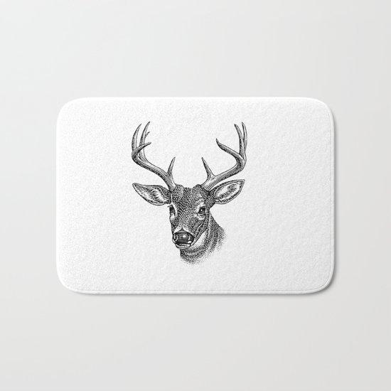 A deer 5 Bath Mat