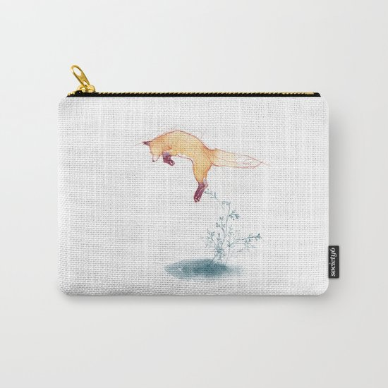 Zorrito. Carry-All Pouch