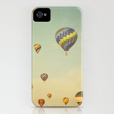Floating in Space Slim Case iPhone (4, 4s)