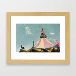 Big Top #5 Framed Art Print