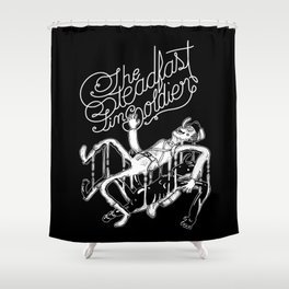 The Steadfast Tin Soldier Shower Curtain
