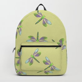 Dragonfly Frenzy Backpack