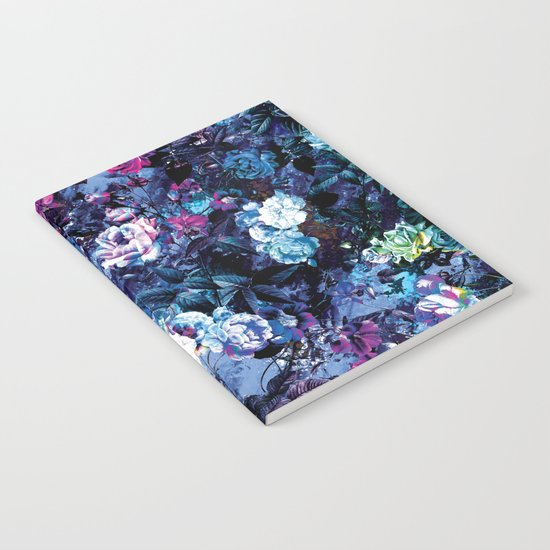 RPE FLORAL X Notebook